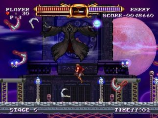 castlevania the adventure rebirth 4