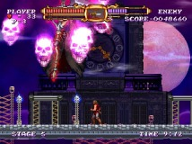 castlevania the adventure rebirth 2