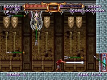castlevania the adventure rebirth 3