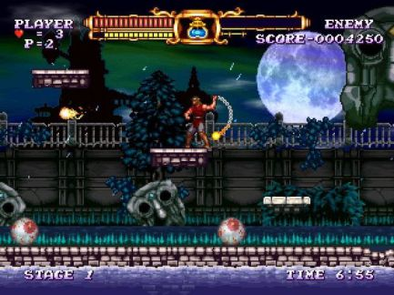 castlevania the adventure rebirth 1