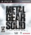 metal gear solid legacy collection