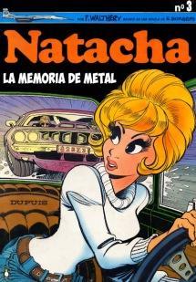 natacha: La memoria de metal