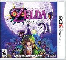Zelda Majora Mask