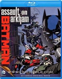 Batman Asalto en Arkham