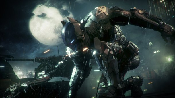 batman arkhman knight